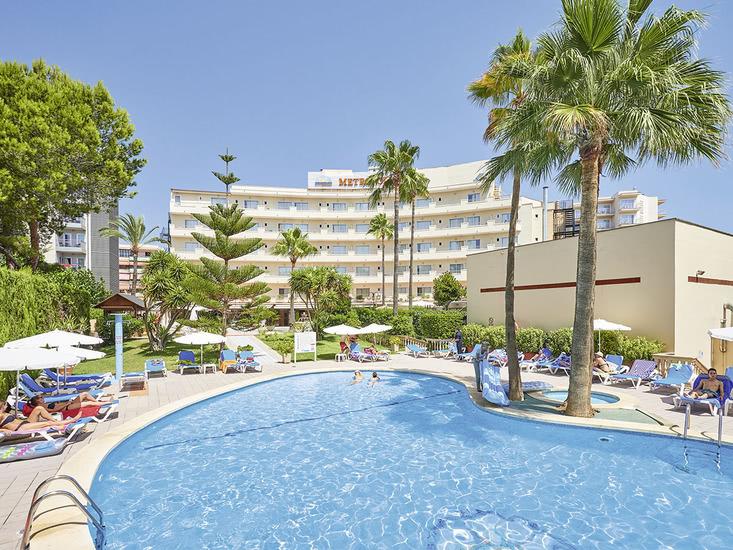 Hotel Playa de Palma Mallorca - Metropolitan Playa