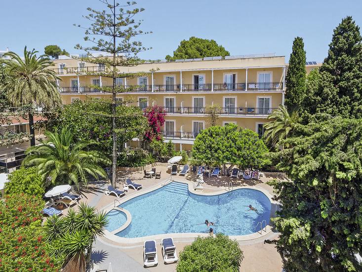 Hotel Paguera Mallorca - Morlans Garden