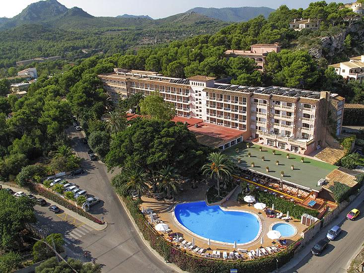 Hotel Cala Ratjada Mallorca - Na Taconera